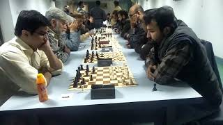 Waqar Khan Memorial Chess Tournament 2018 Round 4