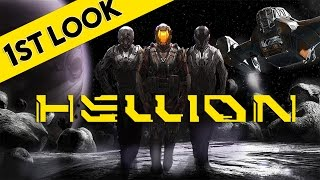 First Look At - Hellion (Space Survival Online - Early Access)(Hellion ▻ http://store.steampowered.com/app/588210/ Subscribe ▻ http://bit.ly/DGSubYT Hellion is an Early Access Space Survival game by Zero Gravity ..., 2017-02-23T15:45:03.000Z)