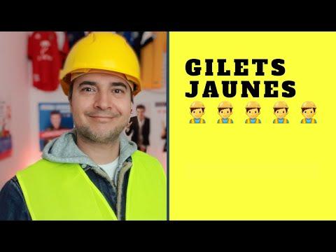 GILETTE JAUNE - JOSÉ CRUZ