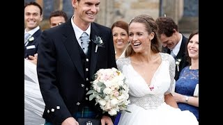 Andy Murray's new wife Kim pregnant!