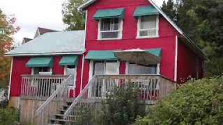 Chalets 4 Chambres - Plage de Penouille - Les Chalets du Parc, Forillon, Gaspé, Gaspésie
