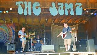 the Cozy tune, Therapy, from Jamz Music & Arts Fest - 2018-08-11