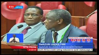 Muhammad Swazuri remains on the spot after revelation of non-existent letter