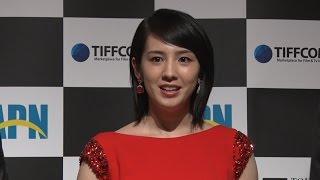 2016年10月26日収録 東京国際映画祭が行われている六本木ヒルズで、アジ...