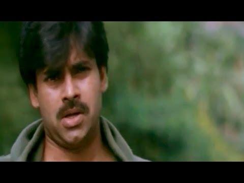Pawan Kalayn Superb Dialogues & Fight Scene || Kushi Movie