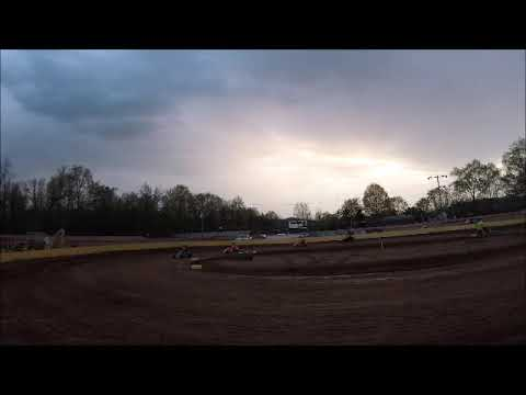 Practice Night- Little Linda's Speedway-Novice class