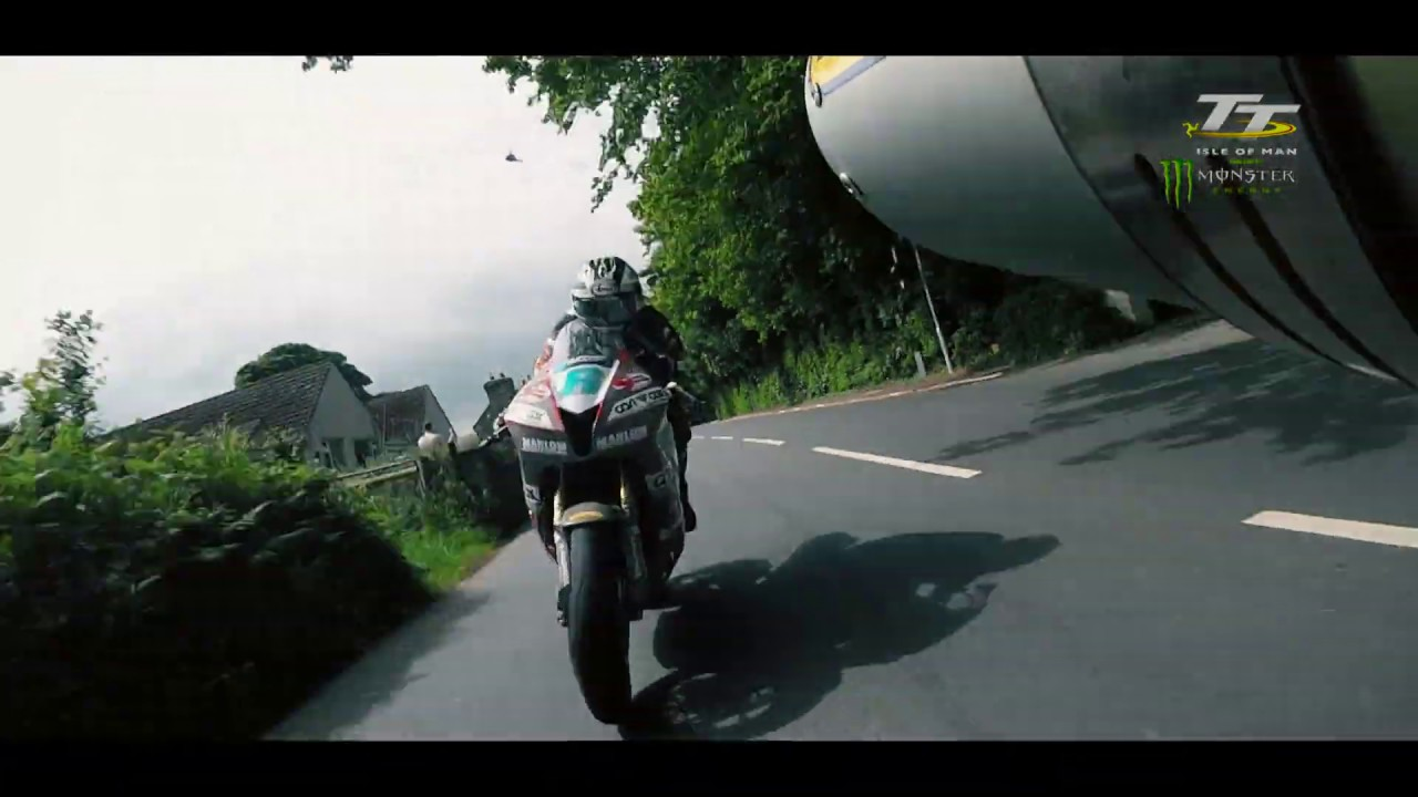 Official Isle of Man TT Races Ultimate Road Race