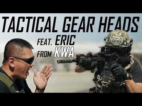 Rebel Rifleman Loadout - Eric of KWA's Tactical Gear Heads - Airsoft GI
