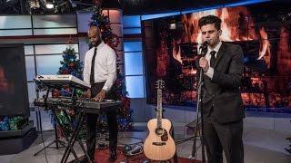 | George Michael Last Christmas cover - Live on CTV Ottawa |