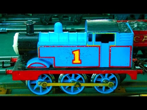 St Luke's 30th Model Railway 2016 Amazing Hand Of God Train Show