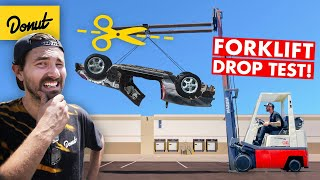 DROP TESTING a $65 Roll Bar