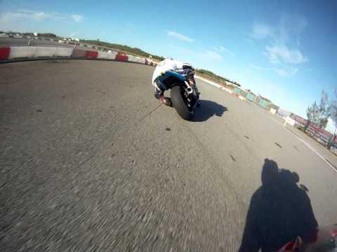 Helmet Cam Motorcycle Racing Clip GoPro HD Hero Bermuda October 23 2011