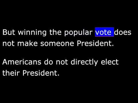 American History - Part 225 - All About the 2000 Election - chadding in Florida