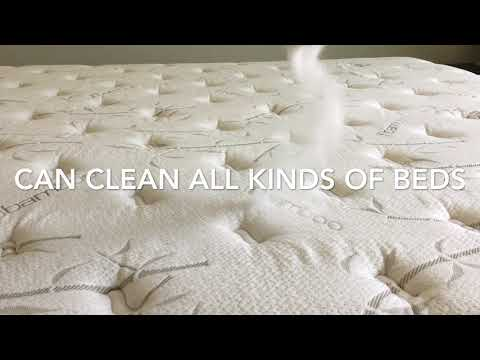 How to clean MATTRESS (NO MORE BED BUGS, GERMS)  cleaning is not for sheets only mattress too