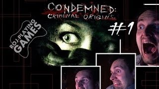 CONDEMNED: Criminal Origin #1 HORROR meets MORDOR (Roj-Playing Games!)