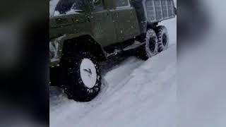 Как в Северо-Курильске зиму покорял.