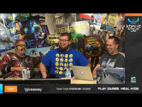 KBMOD Podcast - Episode 253 (Live from Extra Life LAN 2016)