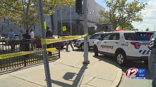 Police investigating shooting outside Providence school