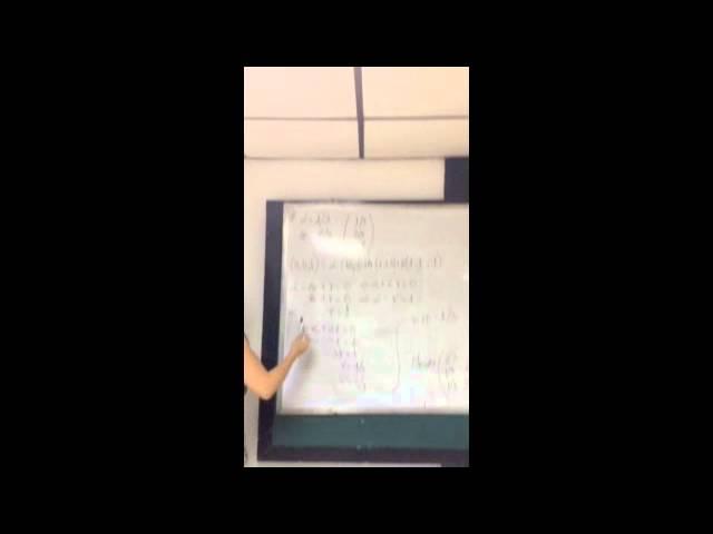 video final de algebra