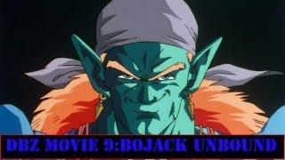 Anime Review:Dragonball Z Movie 9-Bojack Unbound