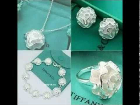 Tiffany Jewelry-The girls,They are so beautiful, you deserve it.