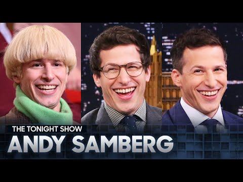 The Best of Andy Samberg on The Tonight Show