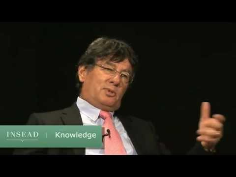 INSEAD Professor Theo Vermaelen on maximising shareholder value