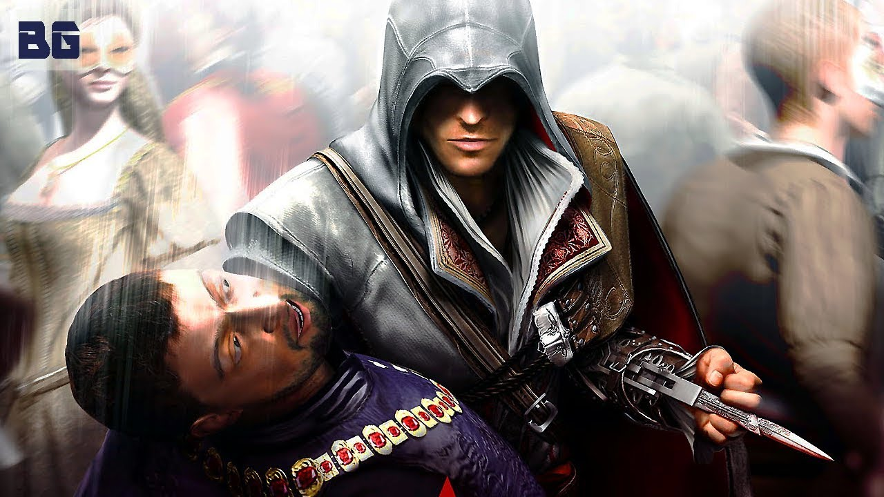 Assassin S Creed 2 O Filme Legendado Youtube