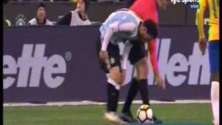 Brasil 0 Argentina 1 (Relato Mariano Closs)  Amistoso Internacional 2017