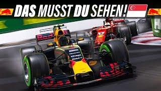 F1 2017 KARRIERE S4E14 – Singapur GP | Let's Play Formel 1 4K Gameplay German