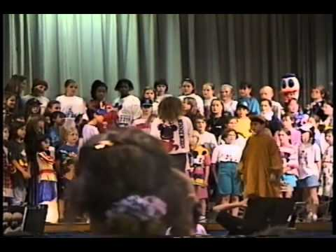 Disney Chorus Concert 1995 - I Just Can't Wait To Be King