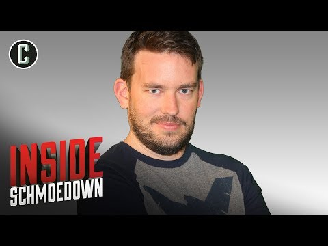 Who Did Jason Inman Almost Punch in the Face?!?! - Inside Schmoedown