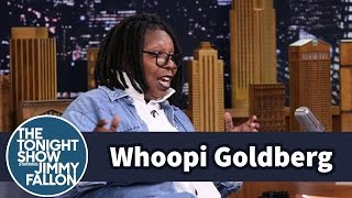 Whoopi Goldberg Wants You to Get a Prenup