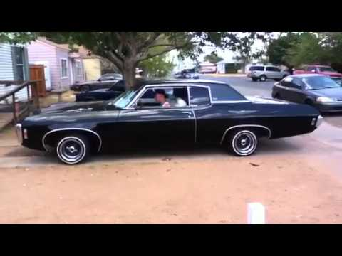 1969 caprice lowrider - YouTube