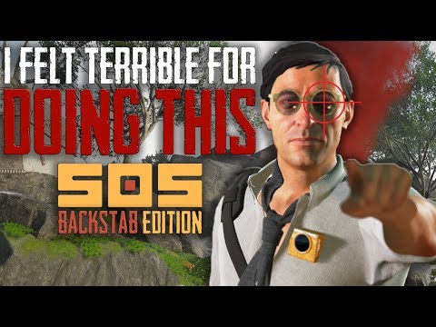 I Felt Terrible For Doing This | SOS: The Ultimate Escape