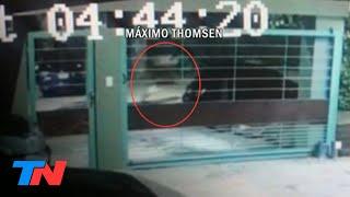 Nuevo video muestra cómo escapaban los rugbiers