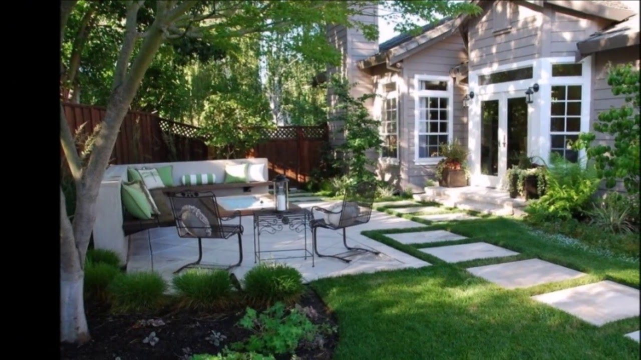 Idee per giardino di casa  Edilnetit  YouTube