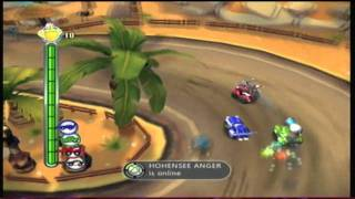 TNT Racers Demo Gameplay(Xbox 360)
