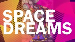 Space Dreams Sci-Fi Adult Coloring Book Trailer
