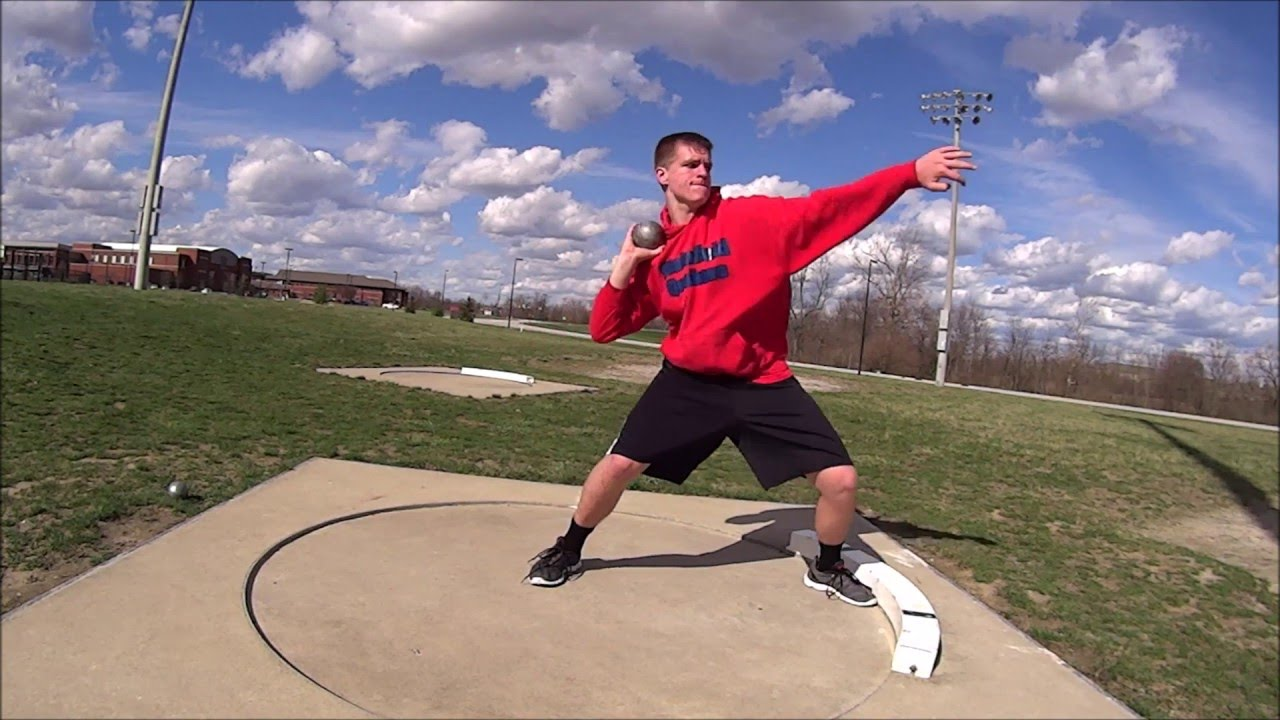 how to play shot put