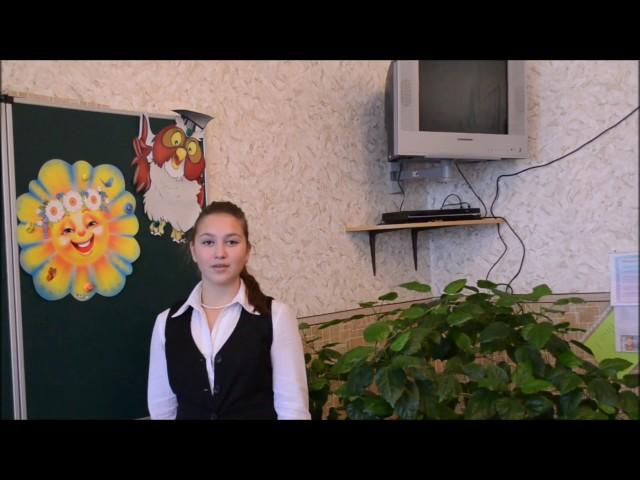 Изображение предпросмотра прочтения – ВалерияТрусова читает произведение «Юному поэту» В.Я.Брюсова