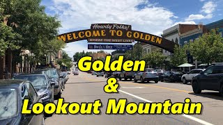 Colorado Vacation Begins: Golden & Lookout Mountain Park