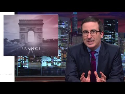 John Oliver's Paris Attack Response Is Perfect | What's Trending Now