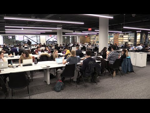 A sneak peek at Concordia's Webster Library's $37-million makeover