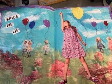 Art Journal - Spice Me Up