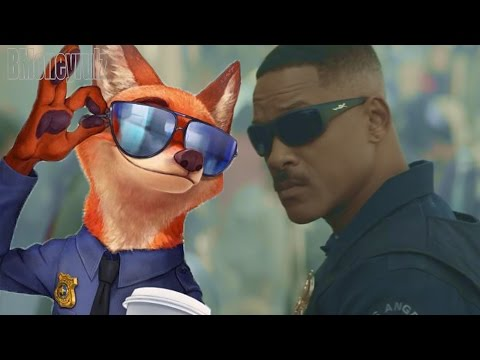 ZOOTOPIA (In The Style Of) Netflix's BRIGHT