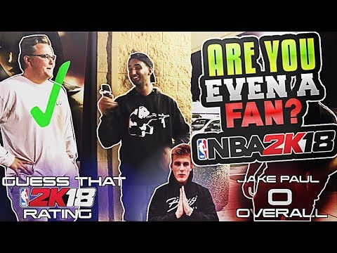 Are You Even a Fan: NBA 2K18 Launch (LOYAL or BANDWAGON)