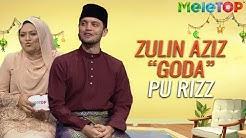 Zulin Aziz try nak bawa balik PU Rizz | MeleTOP | Nabil Ahmad & Zulin Aziz