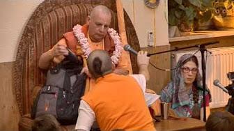 Шримад Бхагаватам 4.14.5-6 - Дхирашанта дас Госвами