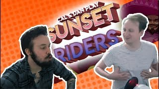 Cowboy Boop-Beep (Sunset Riders Gameplay)